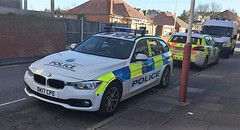 5914 - Merseyside - DK17 CPE - 28168031 (Call the Cops 999) Tags: uk gb united kingdom great britain england north west 999 112 emergency service services vehicle vehicles 101 police constabulary policing law and order enforcement merseyside southport station sunday 25 february 2018 bmw 330d diesel dk17 cpe battenburg lightbar led