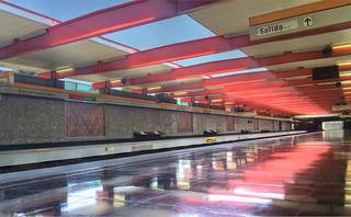(RO) Rondizzoni Metro Station