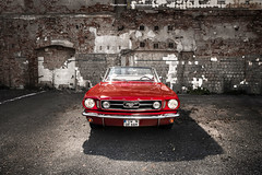 1966 Ford Mustang Convertible - Shot 5 (Dejan Marinkovic Photography) Tags: 1966 ford mustang convertible american classic car red