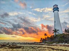 Pixel Comparison (Stuck in Customs) Tags: treyratcliff stuckincustoms stuckincustomscom hdr hdrtutorial hdrphotography hdrphoto aurorahdr pixel 2 xl google lighthouse miami key biscayne beach shore sea ocean clouds sunset rcmemories florida