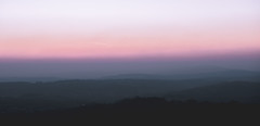 Pastel Silhouette (Ben Powell Photo) Tags: pastel silhouette hill hills moor moors moorland moody cold colours colourful pretty beautiful gorgeous nationalpark britishnationalpark national park dartmoor yelverton walkhampton view views landscape landscapes moorscape devon plymouth scenery vastlandscape nikon nikonphotography nikond750 nikondslr 2470 2470mm wide angle wideangle fullframe fx panoramic panorama sunset clouds cloudy cloudscape haze hazy pink purple orange hilly pastels sunsets sunsetsky sunsetlight dusk civil twilight civilblue hour