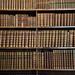 Coleção de livros muito antigos