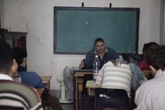 Acting class in progress, Havana, Cuba (eckkheng) Tags: havana cuba teacher classroom chalkboard