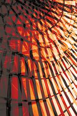 Structure (2) (Peter Rea 13) Tags: perlan reykjavik iceland exhibition roof dome sky glass abstract experimental steel girders architecture art artistsontumblr biutifulpics city design imiging lensblr lightisphotography d300s nikon originalphotographers originalphotography photographersontumblr peterreaphotography photography pws p58 submission telescopical xonicamagazine ycphotographs colourful red orange multipleexposure