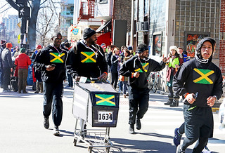 The Olympic Jamaican Bobsled Team