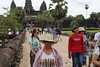 Tourists 3 - Angkor Wat (Cambodia) (ID Hearn Mackinnon) Tags: tourism tourist travel angkor wat cambodia cambodian kampuchea south east asia asian 2017 people ancient ruins