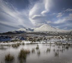 White on White (SkyeWeasel) Tags: scotland skye snow winter beinnnacaillich frozen mountain landscape ngc npc