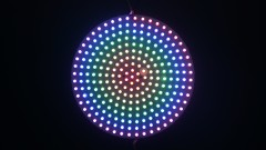 DotStar RGB LED Disk - 240mm diameter (adafruit) Tags: 2477 dotstar rgbled leds disk