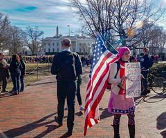 2018.01.20 #WomensMarchDC #WomensMarch2018 Washington, DC USA 2568
