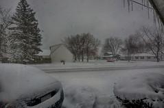 Continues to Fall (kendoman26) Tags: snow snowstorm winter morrisillinois nikon nikond7100 tokinaatx1228prodx tokina tokina1228 hdr nikhdrefexpro2