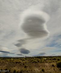 Patagonian Lenticulars (nebulous 1) Tags: gaiman trelew lenticularclouds clouds wind nikon nebulous1 glene