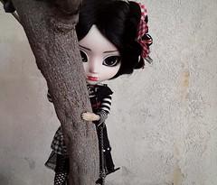 Nina - pullip Rida (Lunalila1) Tags: doll groove junplaning pullip nina rida punk tree