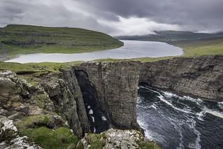 Bøsdalafossur - Miðvagur