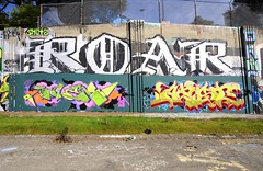 RULE, ? (STILSAYN) Tags: graffiti east bay area oakland california 2018
