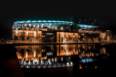 Confluence wrapped in dark (Sizun Eye) Tags: mall shopping confluence reflections night dark obscure modern lyon france rhonealpes rhone lights atmosphere sizuneye nikond750 nikkor1424mmf28 nikkor 1424mm le longexposure poselongue