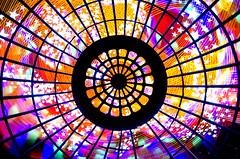 Deep Space Atrium (Stimulight the Night) Tags: lightpainting lightart lightpaintingphotography lightartphotography lightpaint lightpainters slowshutter longexposure longexposurephotography nightphotography lightingthenight stimulightthenight