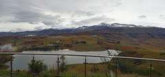 Cayley Lodge view, Drakensberg
