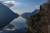 Le Lago di Lugano non loin de Gandria (Tessin), en hiver (25/12/2017 -07) (Cary Greisch) Tags: che carygreisch gandria lagodilugano sentierodellolivo switzerland ticino trivelli