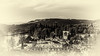 Dunkeld & cathedral- Christmas past (grahamrobb888) Tags: d800 nikond800 nikon nikkor nikkor50mmf18 panorama dunkeld cathedral church winter snow nostalgia peaceful peace old period on1pics on1 silverefex