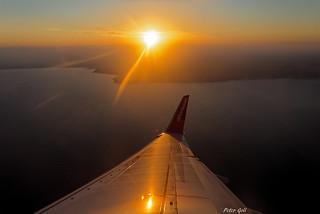 Mallorca - Anflug - noch mit airberlin