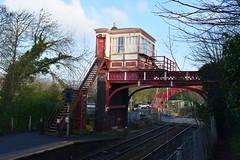 Wylam signal box, Northumberland (colin9007) Tags: wylam northumberland