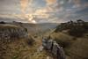 Winter Sunrise (Andrew Mowbray) Tags: lathkilldale peakdistrict peakdistrictnationalpark walkinginderbyshire whitepeak derbyshire limestone nationalnaturereserves monyash overhaddon parsonstor