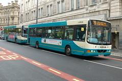 Arriva VDL SB120 2597 CX06BJZ - Liverpool (dwb transport photos) Tags: arriva vdl wright commander bus 2597 cx06bjz liverpool