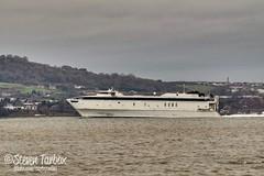 WESTPAC EXPRESS (Steven @ NI Ferry Site) Tags: westpacexpress belfastlough austal