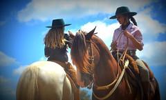 Gurias de a cavalo (Eduardo Amorim) Tags: gaúcha gaúchas gaucha gauchas mulher mujer woman femme donna pampa campanha fronteira jaguarão riograndedosul brésil brasil sudamérica südamerika suramérica américadosul southamerica amériquedusud americameridionale américadelsur americadelsud brazil eduardoamorim cavalos caballos horses chevaux cavalli pferde caballo horse cheval cavallo pferd crioulo criollo crioulos criollos cavalocrioulo cavaloscrioulos caballocriollo caballoscriollos