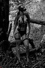 IMG_9906-2 (m.acqualeni) Tags: manuel manu acqualeni photographe thrash trash fille femme girl nu nude horreur masque mask oxygène art alternative alternatif modèle model tattoo gothique gothic sm gaz fétichiste fetish foret forest nature
