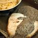 Filet de Saint-Pierre, sauce Tapenade & ses tagliatelles.