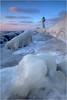 Frozen Paradise (Sandra OTR) Tags: rügen ruegen sassnitz lighthouse frozen winter snow germany ice sea weather storm sunrise baltic ostsee leuchtturm gefroren vereist icy
