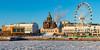 Winter in Helsinki, Finland (Ninara) Tags: helsinki finland allas winter swimmingpool kauppatori snow ice water sea