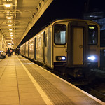 Class 150 DMU 150282 at Cardiff Central: 1W76 2017 Cardiff Central to Manchester Piccadilly thumbnail