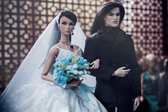 Here comes the Bride (Riordan Great) Tags: wedding dolls love romantic bride groom bridestyle breathtaking emotional lovely weddingphotography purelove lovelycouple declanwake lilithblair edenblair romainperrin dracula kesenia poppyparker tenzin acherongisellediefendorf agnesvonweiss eugeniaperrinfrost callumwindsor monogram allure barbie louboutin reckless prestonwoods sterlingriese harleydavidsonken madetomove