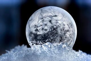 Eisblumenwelt