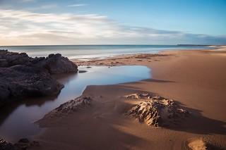 Les plages de Saint Pierre-sur-Mer