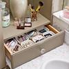 Countertop Make-Up Drawer (Heath & the B.L.T. boys) Tags: bathroom organize drawer storage tray