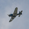 SBD Dauntless (Beau Finley) Tags: beaufinley dc districtofcolumbia ww2 wwii washington worldwartwo airplane flyover plane planes vintage