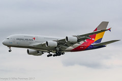 HL7641 - 2016 build Airbus A380-841, on approach to Runway 25L at Frankfurt (egcc) Tags: 231 a380 a380841 a388 aar airbus asiana asianaairlines eddf fra frankfurt hl7641 kumhoasianagroup lightroom main oz rheinmain staralliance superjumbo visitkoreayear unicef
