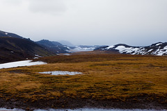 Semita (Tom Whitfield) Tags: iceland icelandic ice frozen snow winter wind rain cold wet dark grey sky landscape photography canon eos 5d mkii mark ii 1740mm l f40 tom whitfield mountains hills volcano volcanic lake sea shore beach rocky boulders