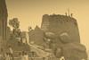 Golconda Fort (kareszgott) Tags: golconda hyderabad fort