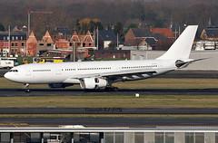 Airbus A330-243 CS-TFZ Hi-Fly (EI-DTG) Tags: aircraftspotting planespotting brusselsairport bru zaventem 30jan2018 airbus airbus330 a330 cstfz hifly allwhite
