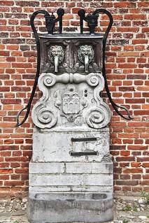 Groot Begijnhof # 9 Pomp