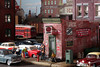 Cooters (eks4003) Tags: diorama hoscale ho toys scalemodel downtown downtowndeco plaster olddays