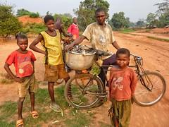 Roadside in the DRC.