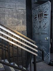 Third Man postern (cizauskas) Tags: door gate nashville tennessee musicstudio