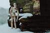 first snow   l  2018 (weddelbrooklyn) Tags: manikin figur figuren holzpuppen pantomime nikon d5200 35mm portrait figure figures doll dolls woodendoll woodendolls
