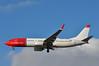 D82805 OSL-LGW (A380spotter) Tags: landing approach arrival finals shortfinals threshold boeing 737 800w eifhd lndyx whitetail norwegiancom norwegainairinternationalltd ibk d8 d82805 osllgw runway26l 26l london gatwick egkk lgw