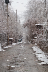 Alley (Explored Feb 19, 2018 #332) (Mike Matney Photography) Tags: 2018 canon eos6d february midwest missouri penrose photoflood photofloodstl stlouis streetphotography saintlouis unitedstates us